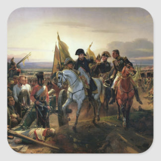 The Battle of Friedland, 14th June 1807 Square Sticker
