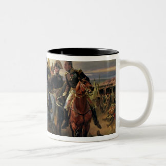 The Battle of Friedland, 14th June 1807 Two-Tone Coffee Mug