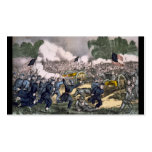 The battle of Gettysburg, Pa. July 3d. 1863 Business Card Templates