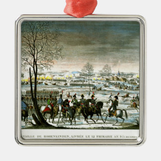 The Battle of Hohenlinden Christmas Ornament