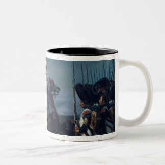The Battle of Iena, 14th October 1806 (for detail Two-Tone Mug