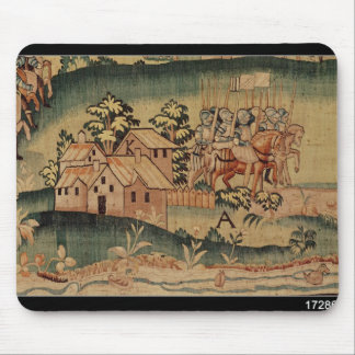 The Battle of Jarnac Mouse Pad