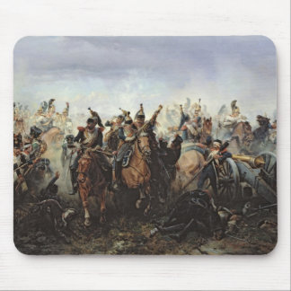 The Battle of La Fere-Champenoise Mouse Mat