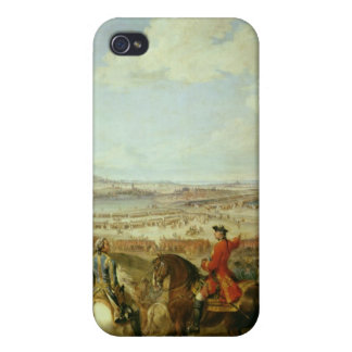 The Battle of Lawfeld, 2nd July 1747 iPhone 4/4S Cover