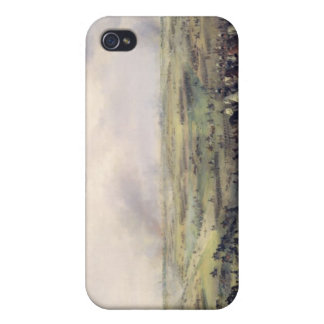 The Battle of Leipzig, 16-19 October 1813 iPhone 4/4S Case