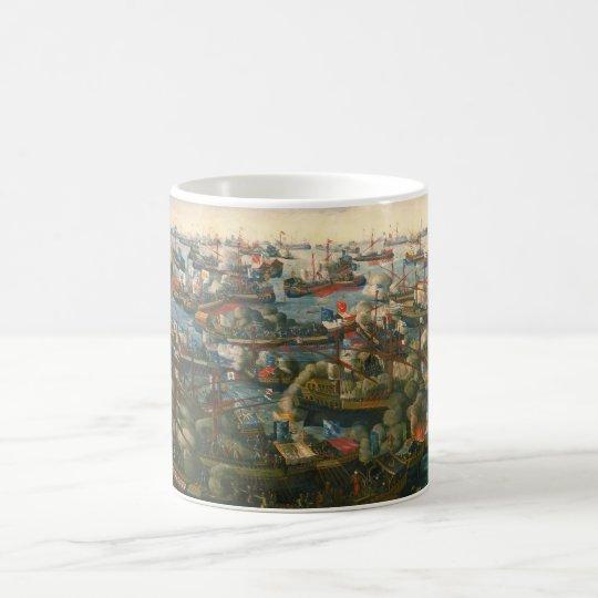 The Battle of Lepanto by Yogesh Brahmbhatt Coffee