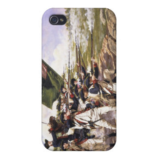 The Battle of Long Island by Domenick D Andrea Cases For iPhone 4