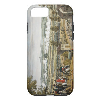 The Battle of Lutzen, 2 May 1813, engraved by Edme iPhone 7 Case