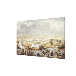The Battle of Marengo, 23 Prairial, Year 8 (12 Jun Stretched Canvas Prints