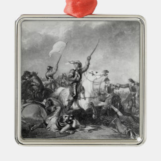 The Battle of Marston Moor, 2nd July 1644 Christmas Ornament