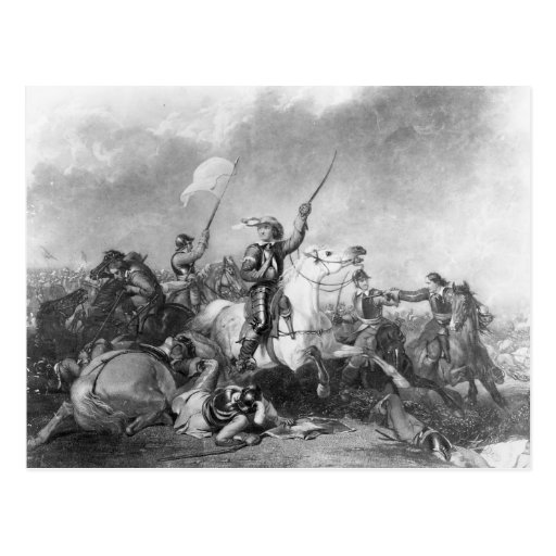 The Battle of Marston Moor, 2nd July 1644 Postcards