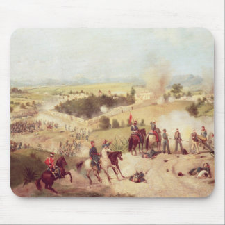The Battle of Molino del Rey, 8th September 1847 Mouse Mat