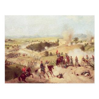 The Battle of Molino del Rey, 8th September 1847 Postcard