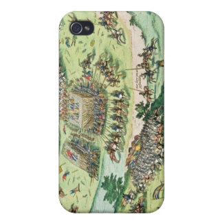 The Battle of Moncontour, 3rd October 1569 iPhone 4/4S Covers