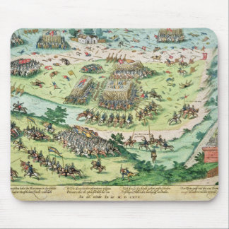 The Battle of Moncontour, 3rd October 1569 Mouse Pad