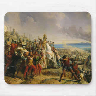 The Battle of Montgisard Mouse Mat