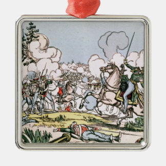 The Battle of Moscow, 7th September 1812 Christmas Ornament