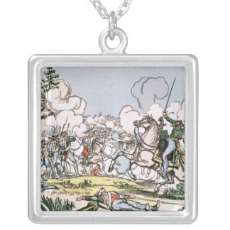 The Battle of Moscow, 7th September 1812 Personalized Necklace