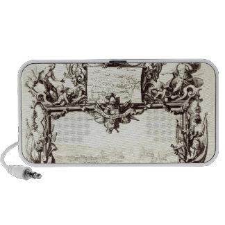 The Battle of Oudenaarde Portable Speakers