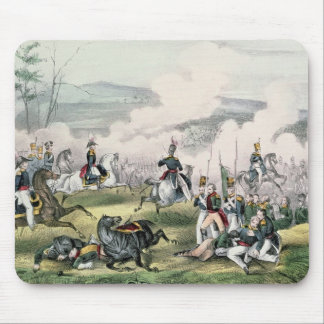 The Battle of Palo Alto, California, 8th May 1846 Mouse Pad
