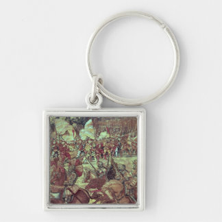 The Battle of Pavia, 24 February 1525 Key Ring