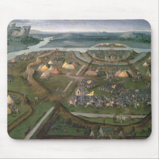 The Battle of Pavia in 1525, c.1530 Mouse Mat