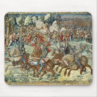 The Battle of Pavia. The Advance of Charles V Mouse Mat