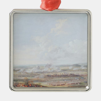 The Battle of Rocoux, 11th October 1746, 1784 Christmas Ornament