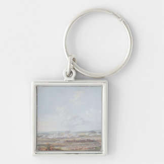 The Battle of Rocoux, 11th October 1746, 1784 Key Ring
