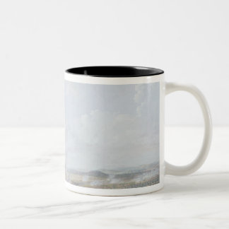 The Battle of Rocoux, 11th October 1746, 1784 Two-Tone Coffee Mug