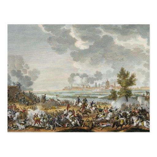 The Battle of S. Giorgio di Mantova, 29 Fructidor, Post Card