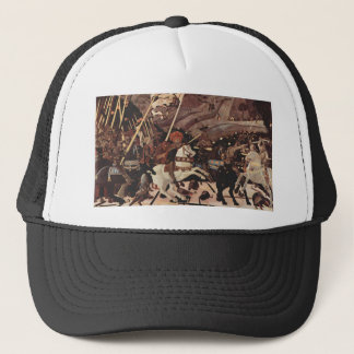 The Battle of San Romano Part II Trucker Hat