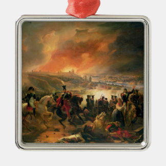 The Battle of Smolensk, 17th August 1812, 1839 Silver-Colored Square Decoration