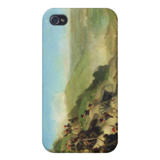 The Battle of Solferino, 24th June 1859 iPhone 4 Cover