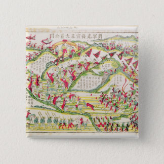 The Battle of Son tay 15 Cm Square Badge