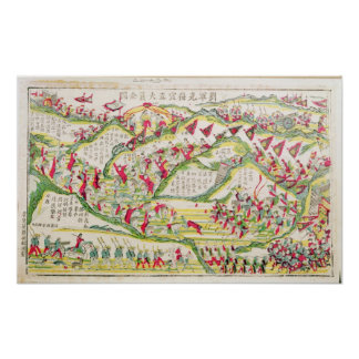 The Battle of Son tay Poster