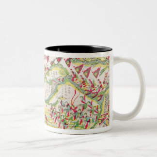 The Battle of Son tay Two-Tone Coffee Mug