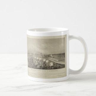 The Battle of Stone River or Murfreesboro' Basic White Mug