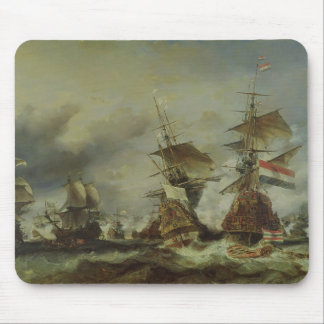 The Battle of Texel, 29 June 1694 Mouse Pad