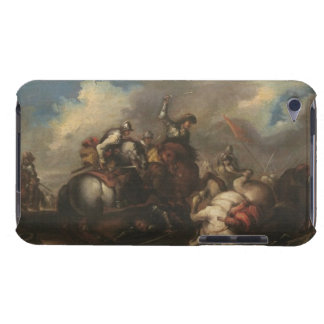 The Battle of the Cavaliers (oil on canvas) iPod Touch Case