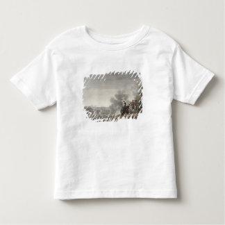 The Battle of the Moskva, 7 September 1812, engrav Toddler T-Shirt