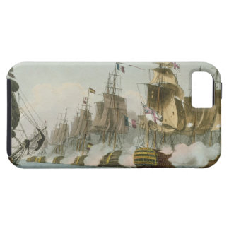 The Battle of Trafalgar, 21st October 1805, engrav iPhone 5 Covers
