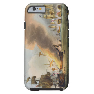 The Battle of Trafalgar, October 21st 1805, engrav Tough iPhone 6 Case