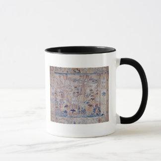 The Battle of Tunis or Lepanto Mug