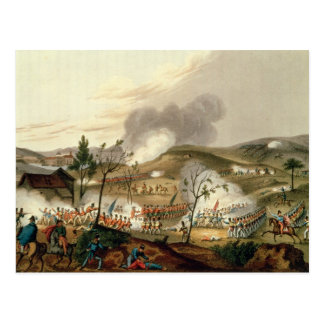 The Battle of Waterloo, 18 June 1815 Postcard