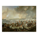 The Battle of Waterloo, 18th June 1815 Postcards