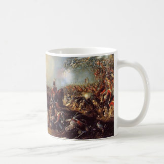 The Battle of Waterloo Coffee Mug