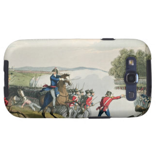 The Battle of Waterloo Decided by the Duke of Well Samsung Galaxy SIII Case