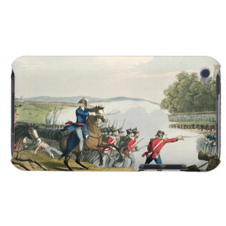 The Battle of Waterloo Decided by the Duke of Well iPod Touch Covers