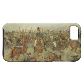 The Battle of Waterloo, June 18th 1815 (w/c on pap iPhone 5 Cases